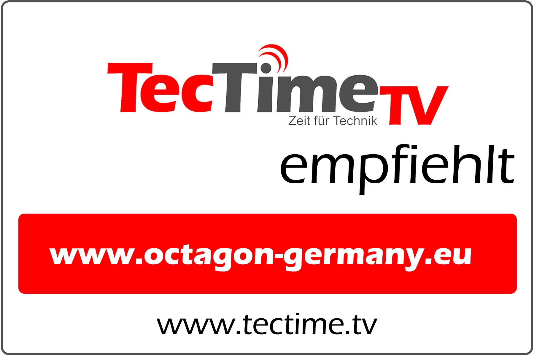 1_TecTime TV-Empfehlung Octagon_HP