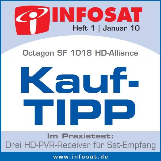 INFOSAT_Kauf-TIPP_OCTAGON_SF1018HD