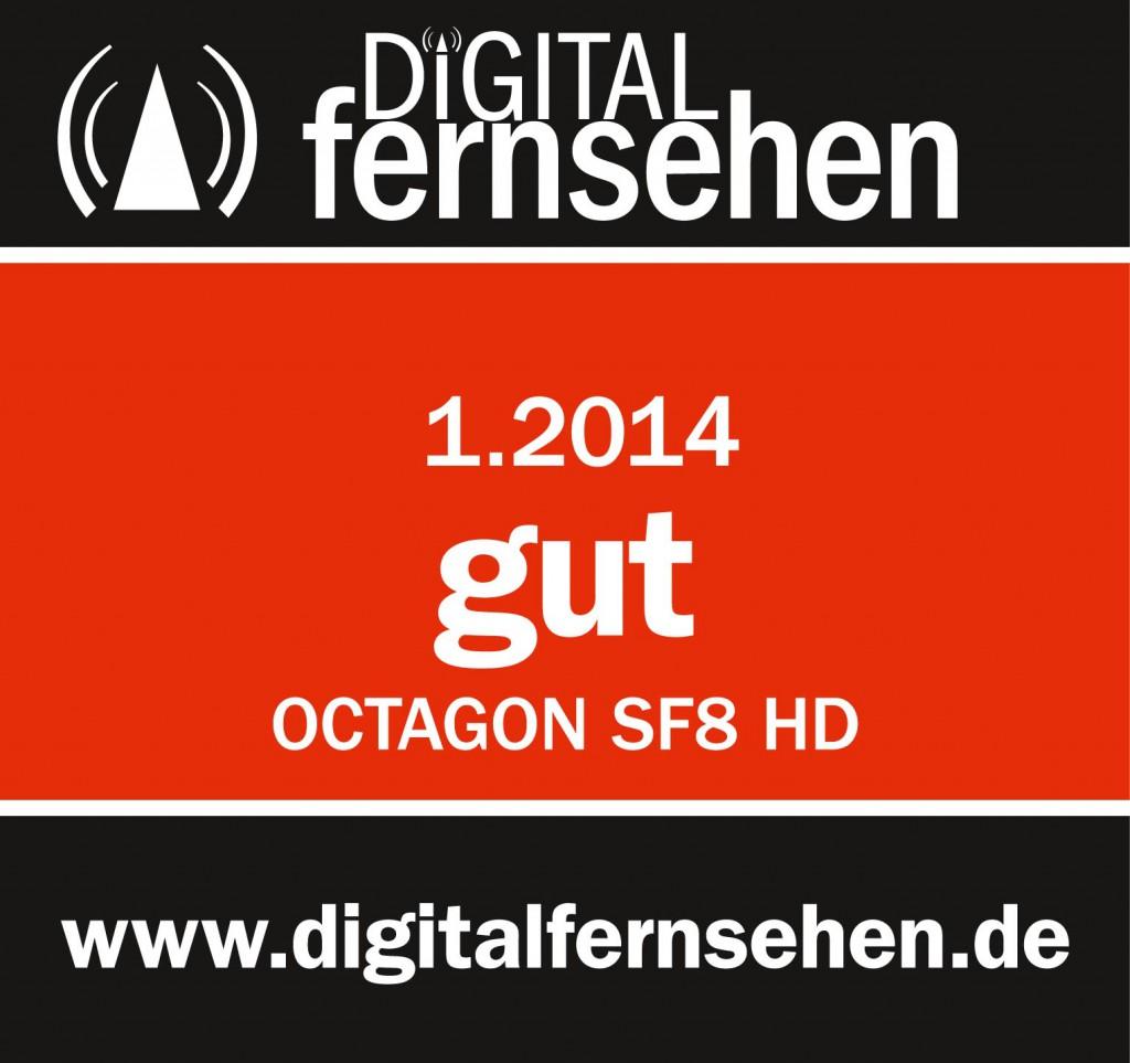 Octagon SF8 HD df