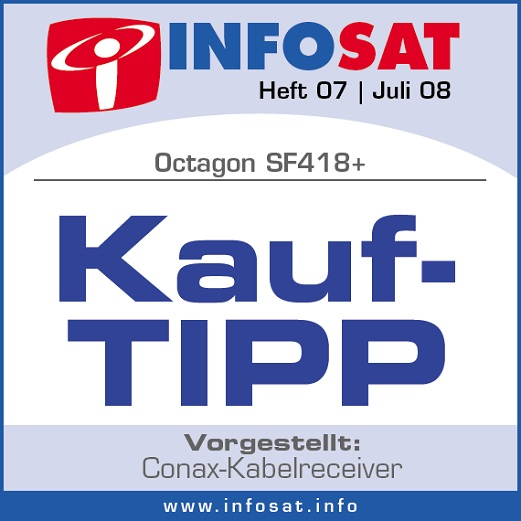 Octagon_SF418plus_INFOSAT_Kauf-TIPP
