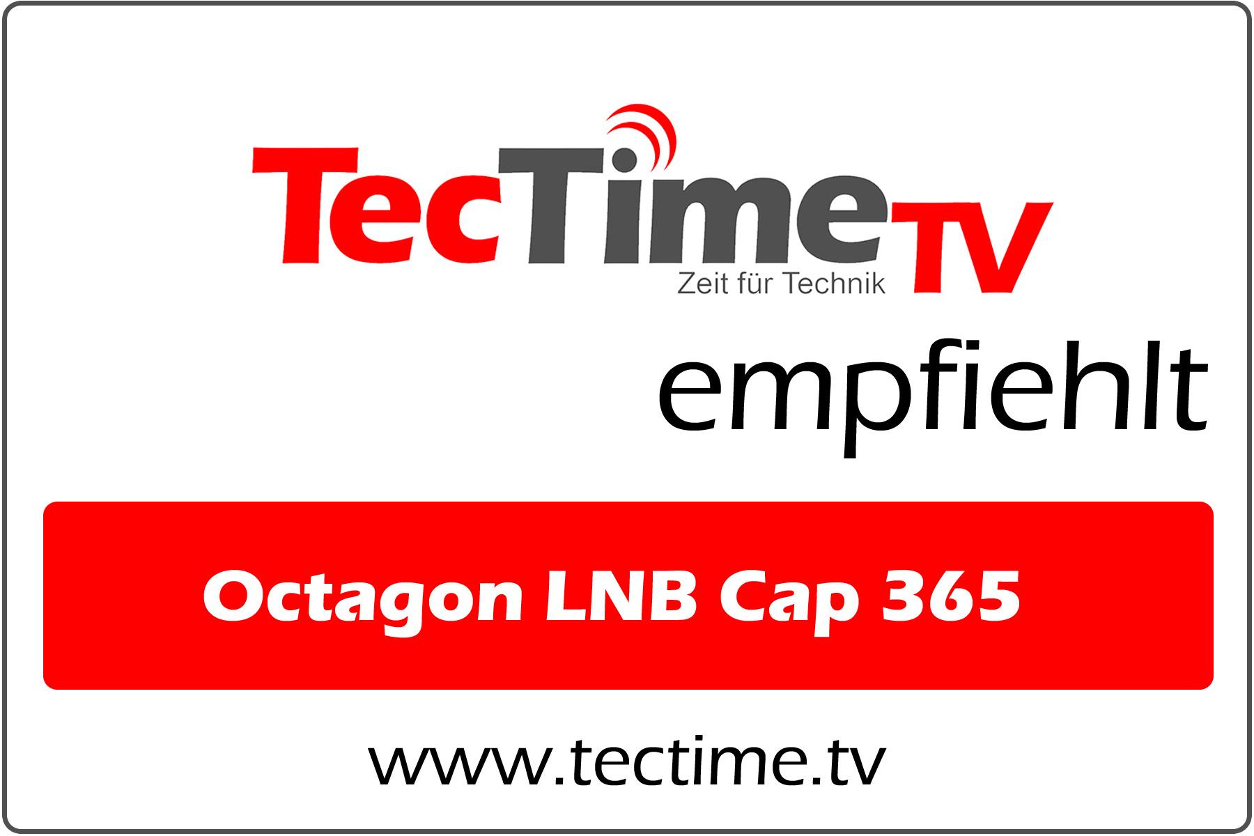 TecTime TV-Empfehlung LNB Cap 365