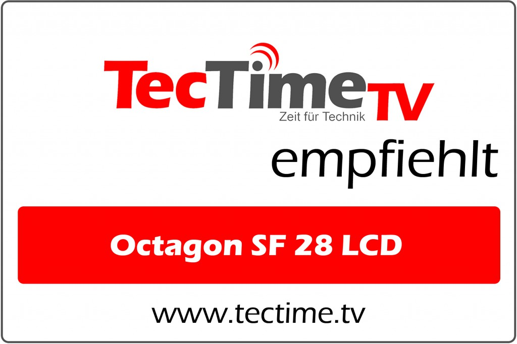 TecTime TV-EmpfehlungSF 28 LCD