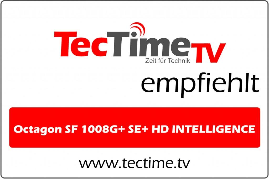 TecTime TV-Empfehlung_OctagonSF1008G+