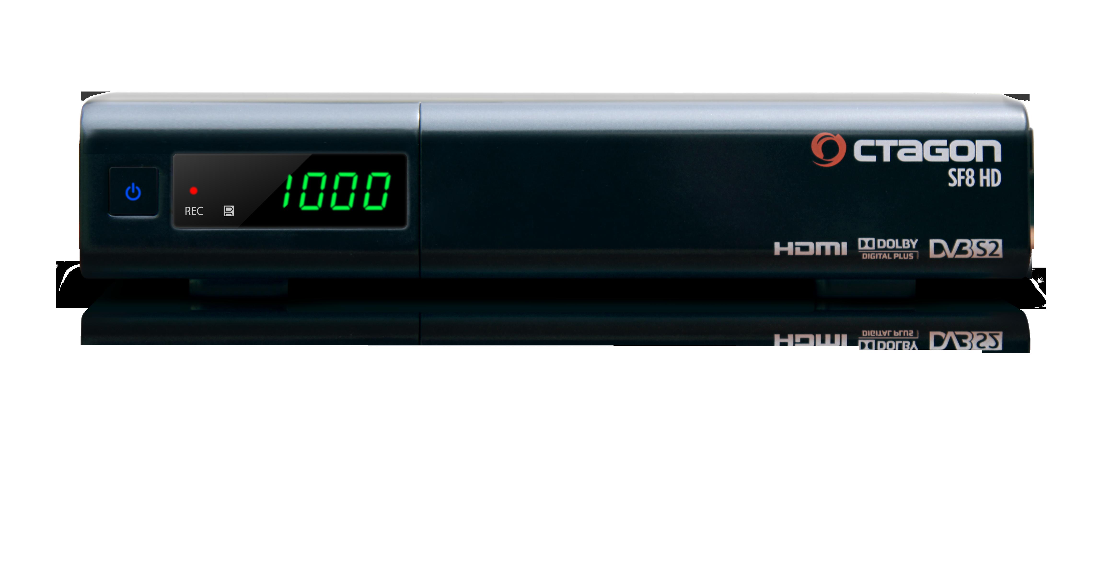 Resultado de imagem para OCTAGON SF8 HD E2