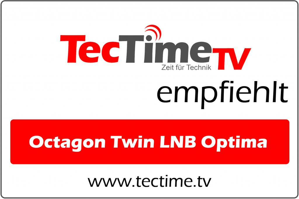 TecTime TV-EmpfehlungTwin LNB Optima