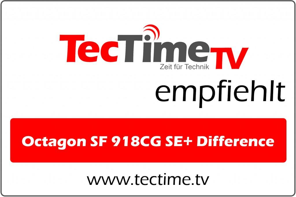 TecTime TV-Empfehlung_OctagonSF918CG