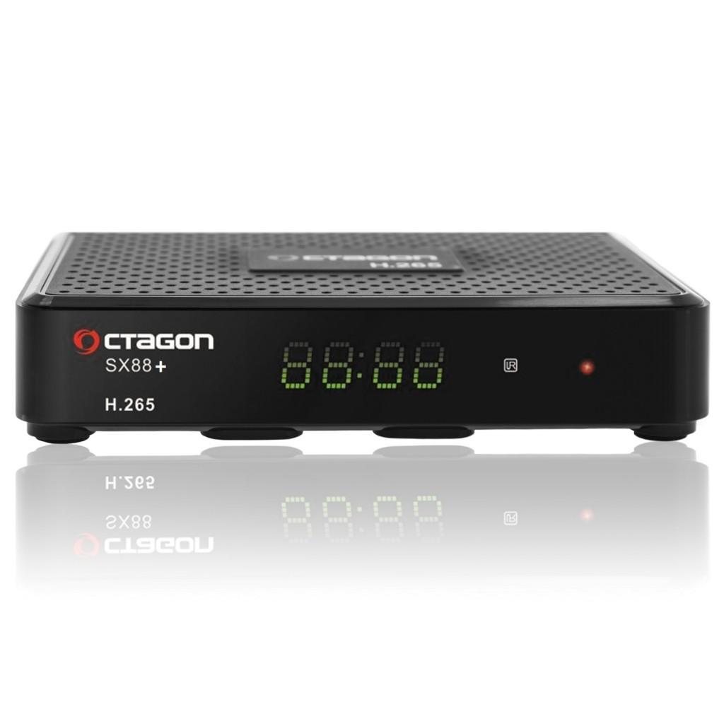 Octagon sx88 H 265 HEVC HD - Sat-DX сlub
